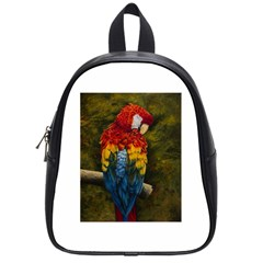 Preening School Bag (Small)