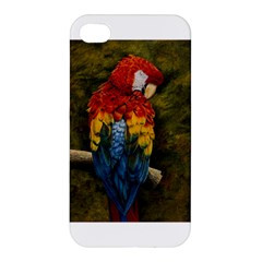 Preening Apple Iphone 4/4s Hardshell Case