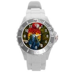 Preening Plastic Sport Watch (Large)