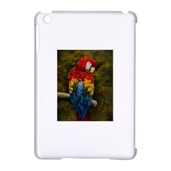 Preening Apple iPad Mini Hardshell Case (Compatible with Smart Cover)