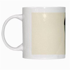 Attitude White Coffee Mug