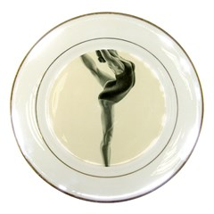 Attitude Porcelain Display Plate