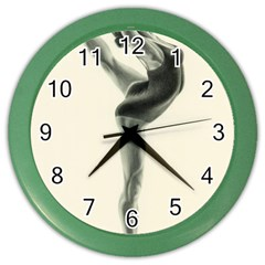Attitude Wall Clock (Color)