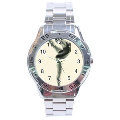 Attitude Stainless Steel Watch