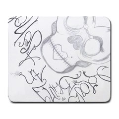 Beautiful Monster Large Mouse Pad (Rectangle)