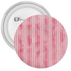 Pink Grunge 3  Button