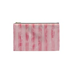 Pink Grunge Cosmetic Bag (small)