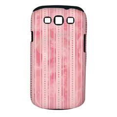 Pink Grunge Samsung Galaxy S Iii Classic Hardshell Case (pc+silicone)