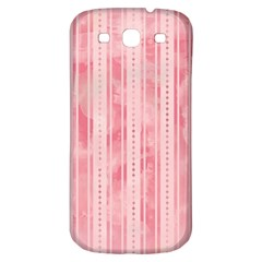 Pink Grunge Samsung Galaxy S3 S Iii Classic Hardshell Back Case
