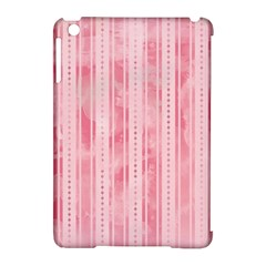 Pink Grunge Apple iPad Mini Hardshell Case (Compatible with Smart Cover)