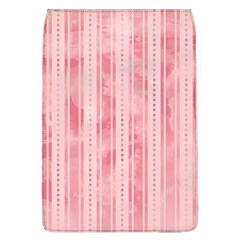 Pink Grunge Removable Flap Cover (large)