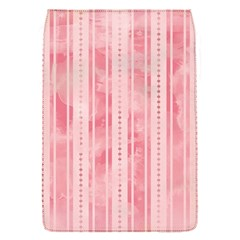 Pink Grunge Removable Flap Cover (small)