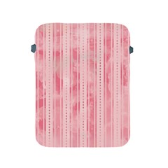 Pink Grunge Apple iPad Protective Sleeve