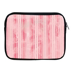 Pink Grunge Apple iPad Zippered Sleeve