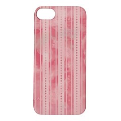 Pink Grunge Apple iPhone 5S Hardshell Case