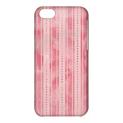Pink Grunge Apple iPhone 5C Hardshell Case