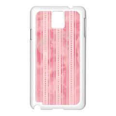 Pink Grunge Samsung Galaxy Note 3 N9005 Case (white)