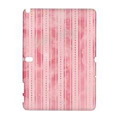 Pink Grunge Samsung Galaxy Note 10.1 (P600) Hardshell Case