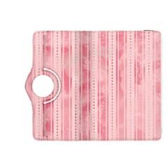 Pink Grunge Kindle Fire HDX 8.9  Flip 360 Case