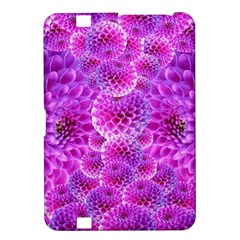 Purple Dahlias Kindle Fire Hd 8 9  Hardshell Case