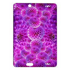 Purple Dahlias Kindle Fire HD 7  (2nd Gen) Hardshell Case