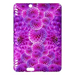 Purple Dahlias Kindle Fire HDX 7  Hardshell Case