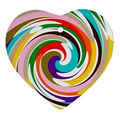 GALAXI Heart Ornament