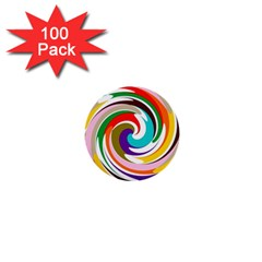 GALAXI 1  Mini Button (100 pack)