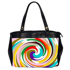 GALAXI Oversize Office Handbag (Two Sides)