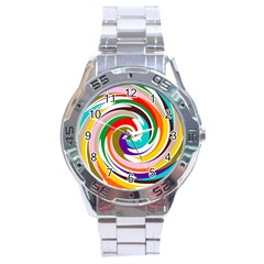 GALAXI Stainless Steel Watch
