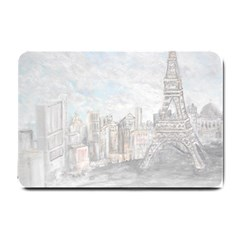 Eiffel Tower Paris Small Door Mat