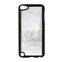 Eiffel Tower Paris Apple iPod Touch 5 Case (Black)