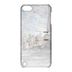 Eiffel Tower Paris Apple iPod Touch 5 Hardshell Case with Stand