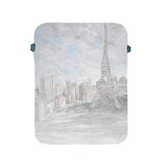 Eiffel Tower Paris Apple iPad Protective Sleeve