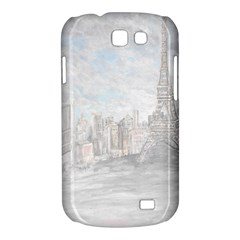 Eiffel Tower Paris Samsung Galaxy Express I8730 Hardshell Case