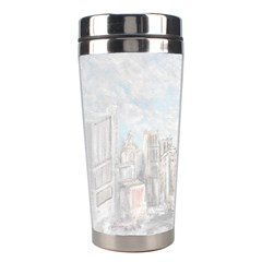 Eiffel Tower Paris Stainless Steel Travel Tumbler