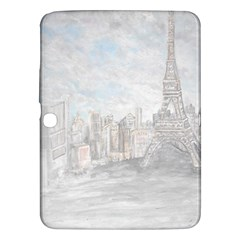 Eiffel Tower Paris Samsung Galaxy Tab 3 (10.1 ) P5200 Hardshell Case
