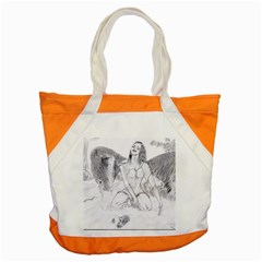 Bleeding Angel 1  Accent Tote Bag