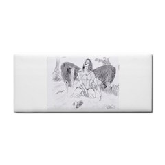 Bleeding Angel 1  Hand Towel