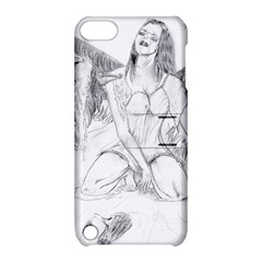 Bleeding Angel 1  Apple Ipod Touch 5 Hardshell Case With Stand