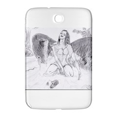 Bleeding Angel 1  Samsung Galaxy Note 8.0 N5100 Hardshell Case