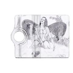 Bleeding Angel 1  Kindle Fire HD 7  (2nd Gen) Flip 360 Case