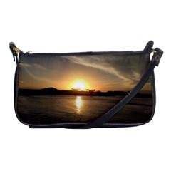 Sunset Beach Evening Bag