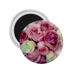 Tapestry Wedding Bouquet 2 25  Magnet