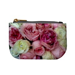 Tapestry Wedding Bouquet Mini Coin Purse