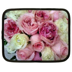 Tapestry Wedding Bouquet Netbook Case (xxl)