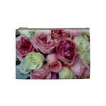 Tapestry Wedding Bouquet Cosmetic Bag (Medium) Front