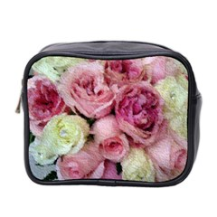 Tapestry Wedding Bouquet Mini Toiletries Bag (Two Sides)