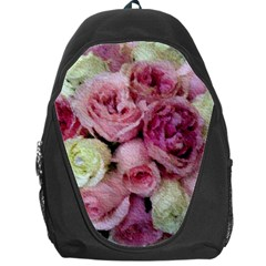 Tapestry Wedding Bouquet Backpack Bag