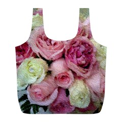 Tapestry Wedding Bouquet Full Print Recycle Bag (L)
